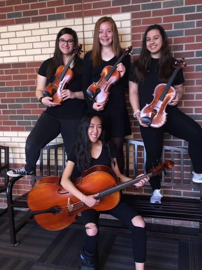 Santa Fe High School String Quartet