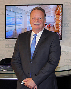 Verrex VP of Operations Richard Mebane