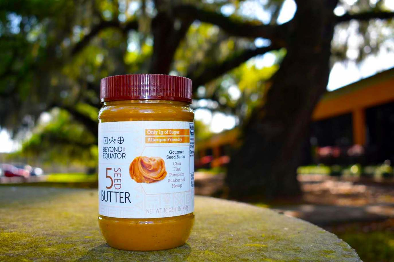 Beyond the Equator's 5 Seed Butter top honors in the Nut & Seed Butter category