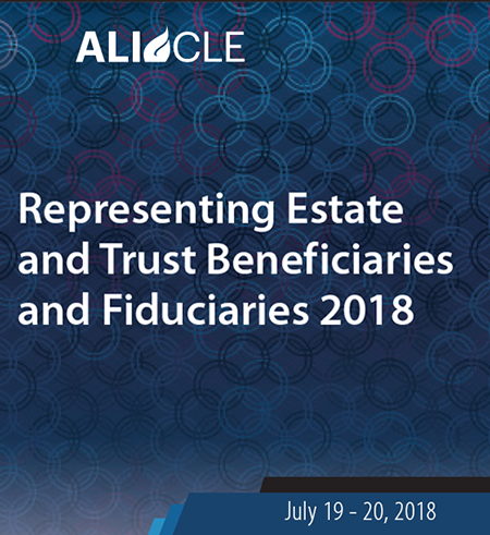 Representing Estate and Trust Beneficiaries and Fi
