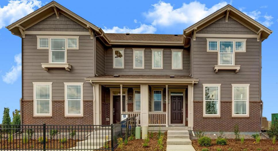 Find single and paired homes in Fort Collins at the Mosaic Spring Savings Event