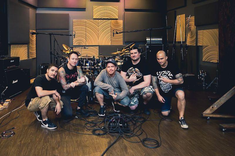 Trivium with Producer Josh Wilbur