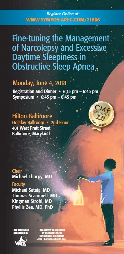 2018 APSS SLEEP CME Symposium