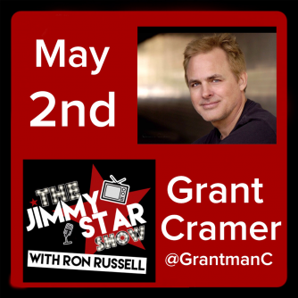 Grant Cramer on The Jimmy Star Show With Ron Russell