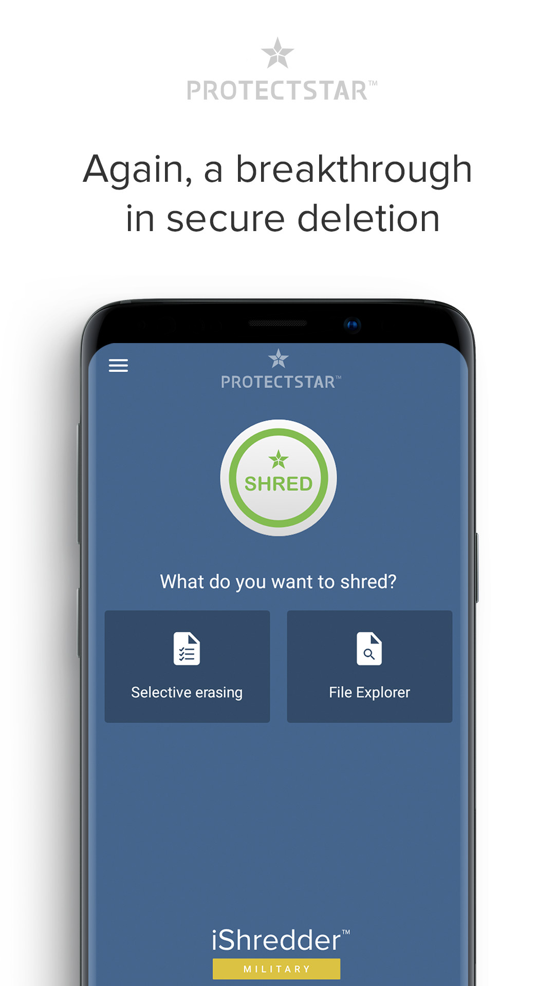 iShredder Android 6 - screenshot