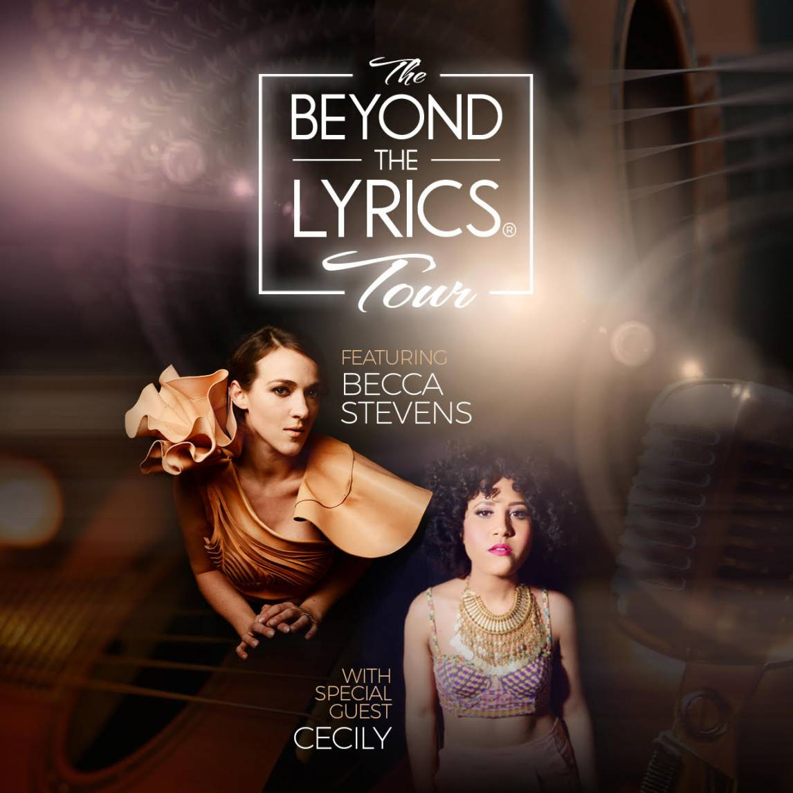 BTL 2018 Tour with Becca Stevens and Cecily