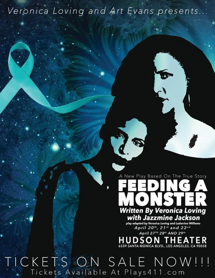 Feeding A Monster Stage Play