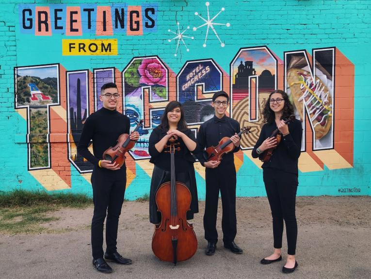 Tucson High School String Quartet