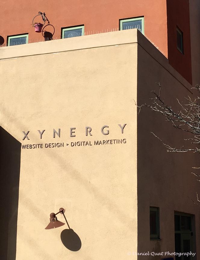 Xynergy's office in Santa Fe