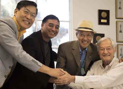 Henry Luk, Fito Rivera, Aki Aleong, Roger Corman