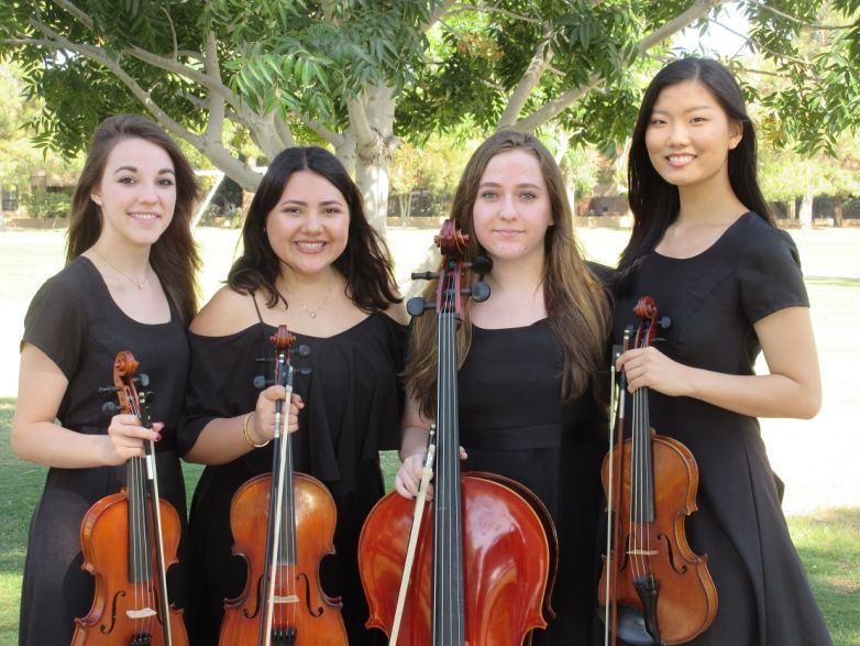 Chaparral High School String Quartet