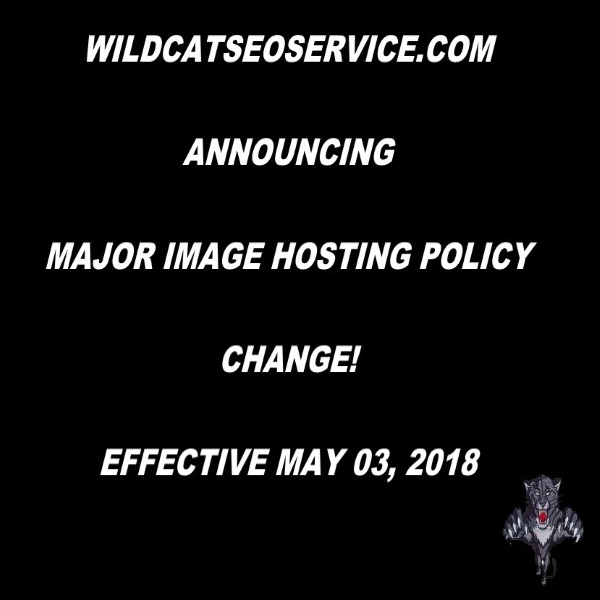 Image-Policy-Change