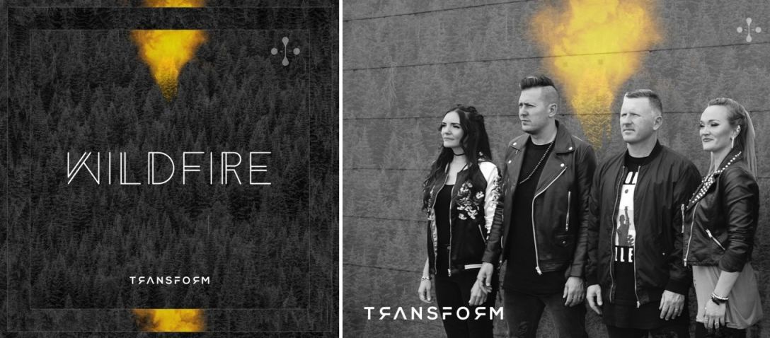 "Transform Releases ""Wildfire"" single."