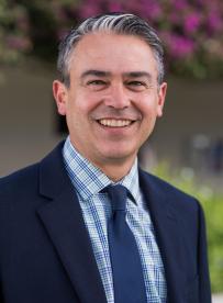 Gutierrez has been named Bosco Tech's Vice President, Admin. & Develop.