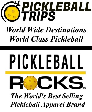 Pickleball Trips and Pickleball Rocks Press Release