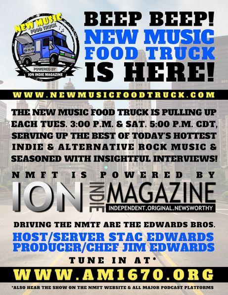 New Music Food Truck
