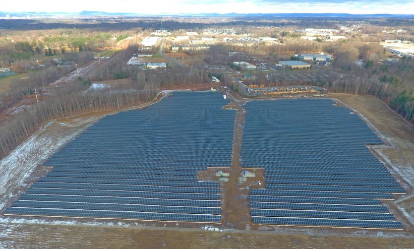 Conti Solar, EPC for 15 Solar Power Projects in Massachusetts