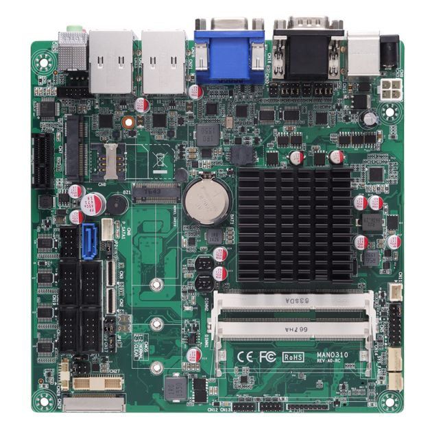 Axiomtek's latest mini-ITX motherboard, the MANO310
