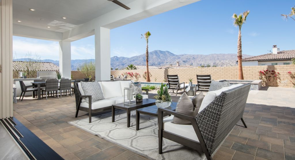 The new luxury model homes at Griffin Ranch are now open for tours.