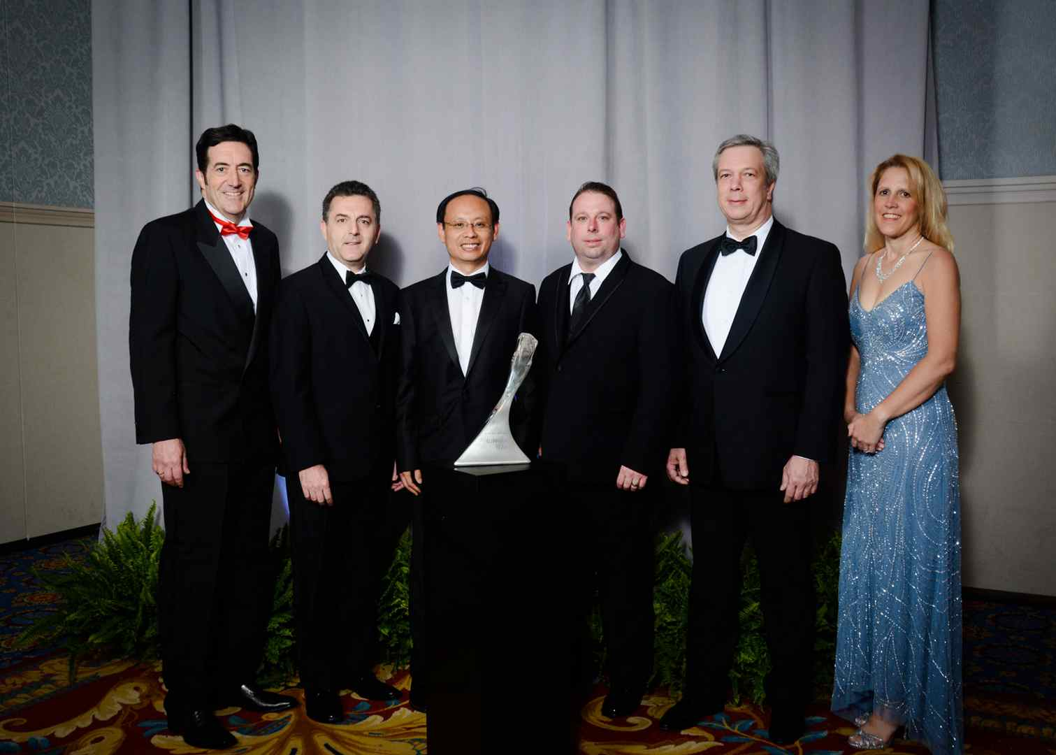 In an April ceremony, GM presented Preh with its 6th Supplier of the Year Award.