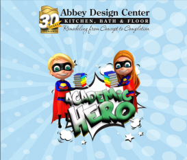 Abbey Design Center Announces Academic Hero Program for Loudoun County Students