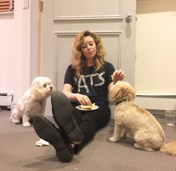 Natasha Lyonne is on Animal Radio