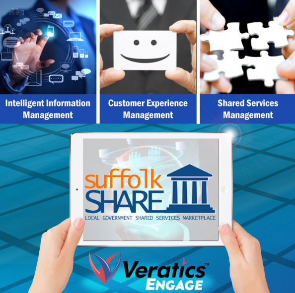 Veratics Engage SuffolkSHARE Enterprise Content Management