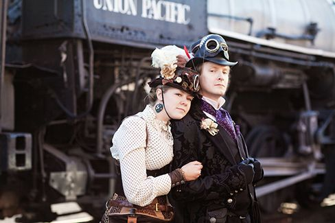 Steampunk at the Station 2018