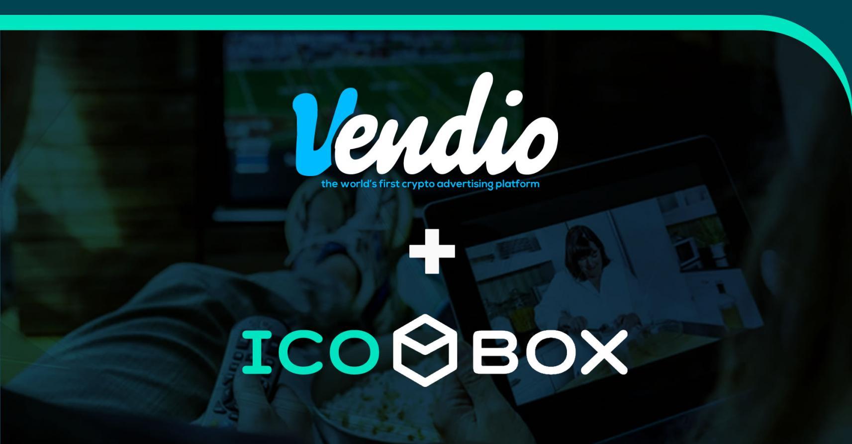 VendiCoins Joins ICOBox As Newest Client For Token Sale Launch