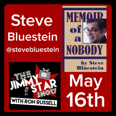 Steve Bluestein On The Jimmy Star Show With Ron Russell