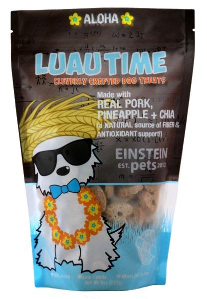Luau Time Treat Bag