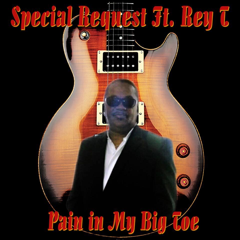 Pain In My Big Toe (Single)