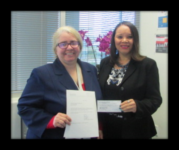 AMDF receives funds to assist students with higher education.