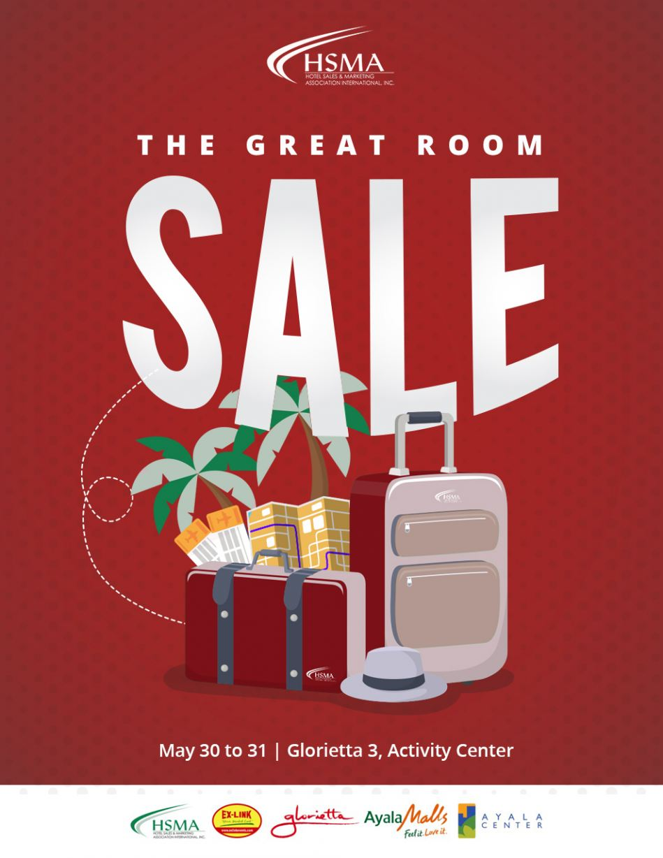 Incredible vacation packages and discounts await at HSMA's Great Room Sale