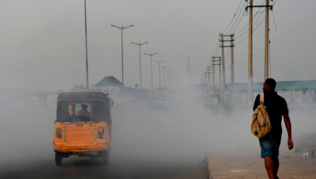 Anvil Publishes Special Report on Air Pollution