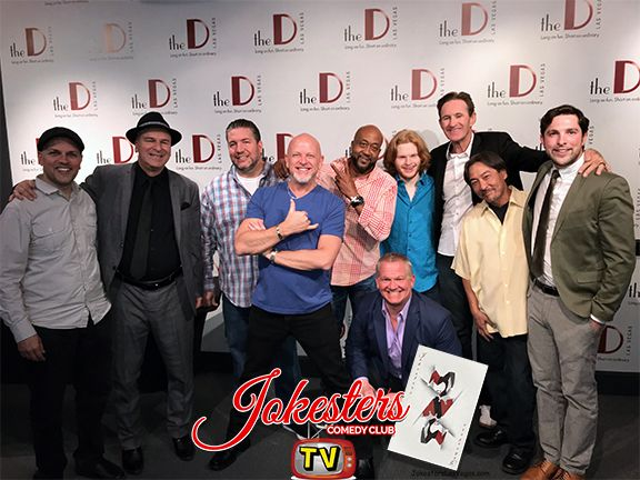 Don Barnhart and the Jokesters TV Show All Stars