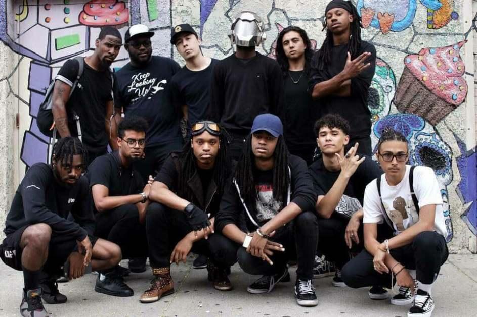 Qaasim and The Juggernaut War Party - Brooklyn, New York