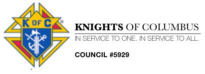 Knight-of-Columbus