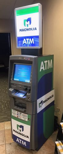 Magnolia FCU partners with Dolphin to manage its ATMs.