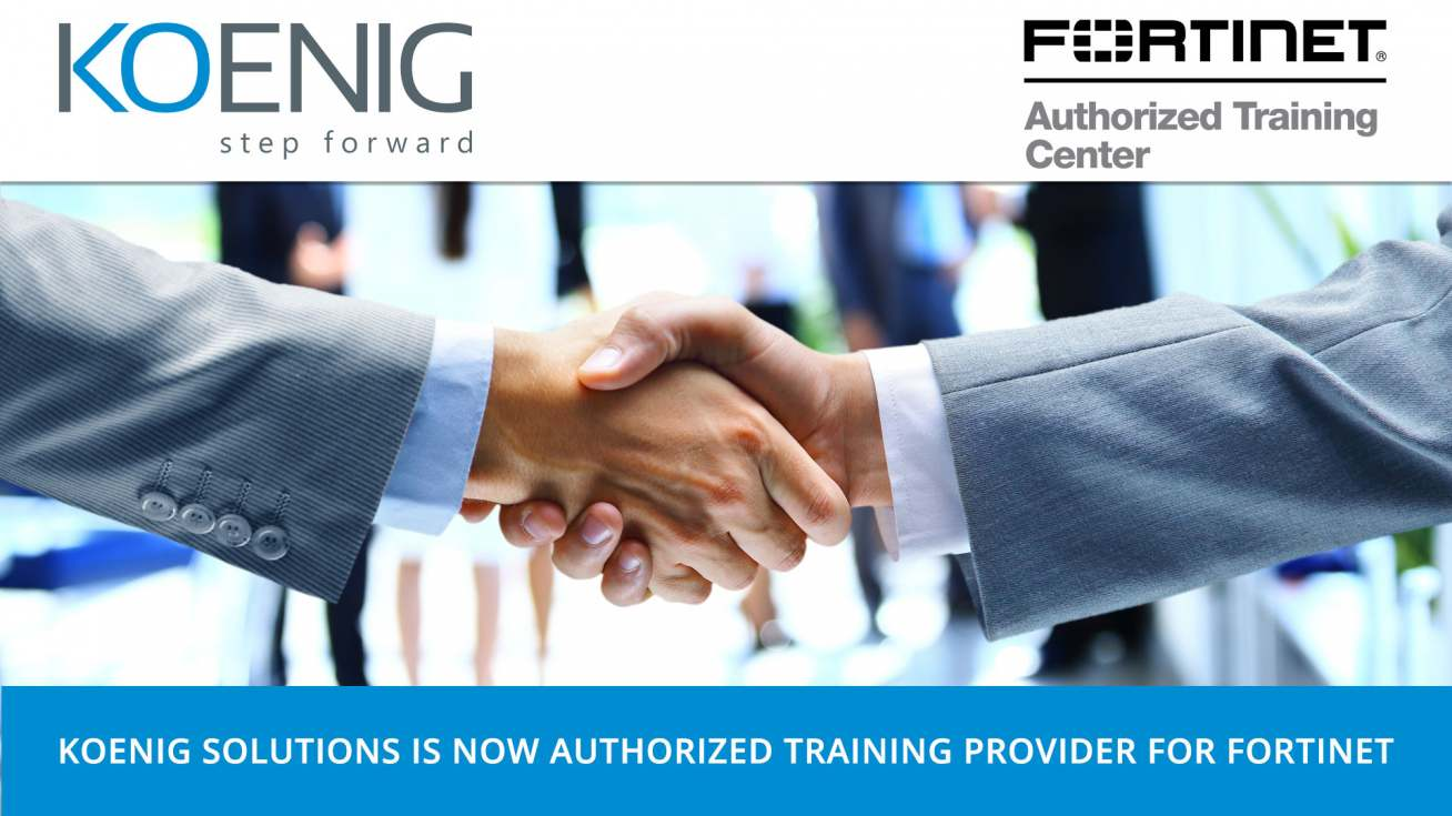 Koenig is Now Authorized Training Partner