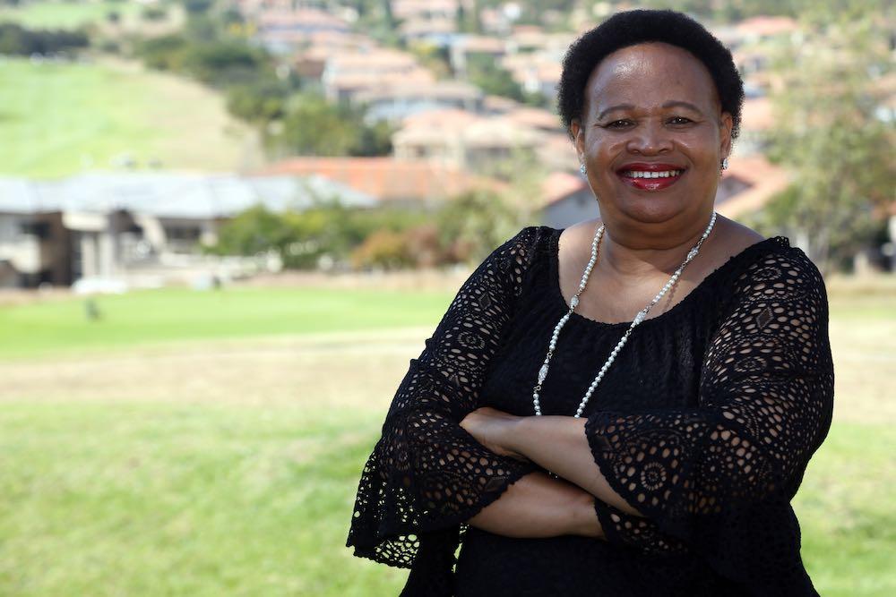 Xoliswa Tini, SA's first black woman to franchise a real estate business
