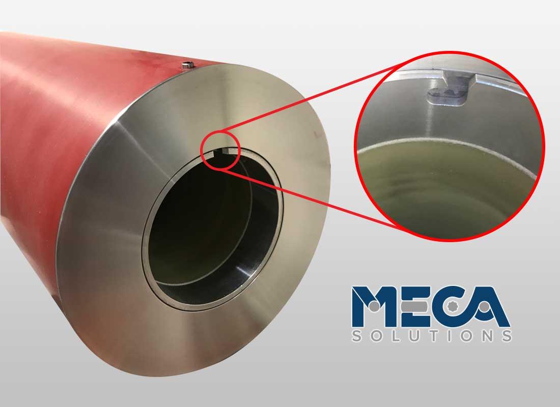 MECA custom bridge sleeves