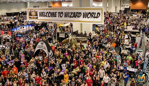 Welcome to Wizard World