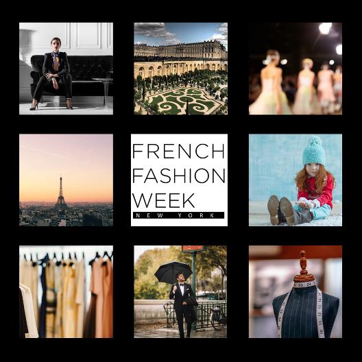 FRENCH FASHION WEEK NY