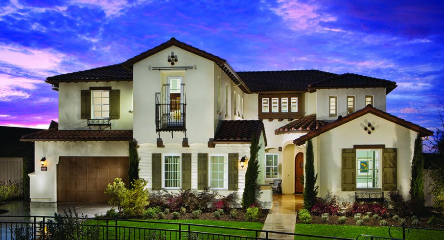 The Residence Three model at Laurelton at Blackstone is now selling.
