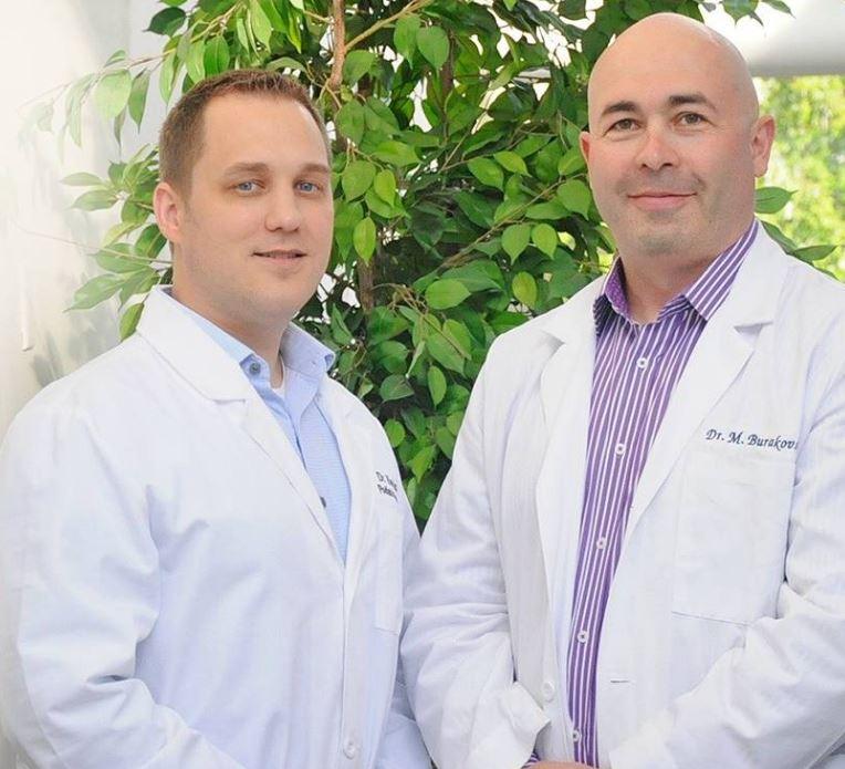 Dr. Hopkins & Dr. Burakovskiy