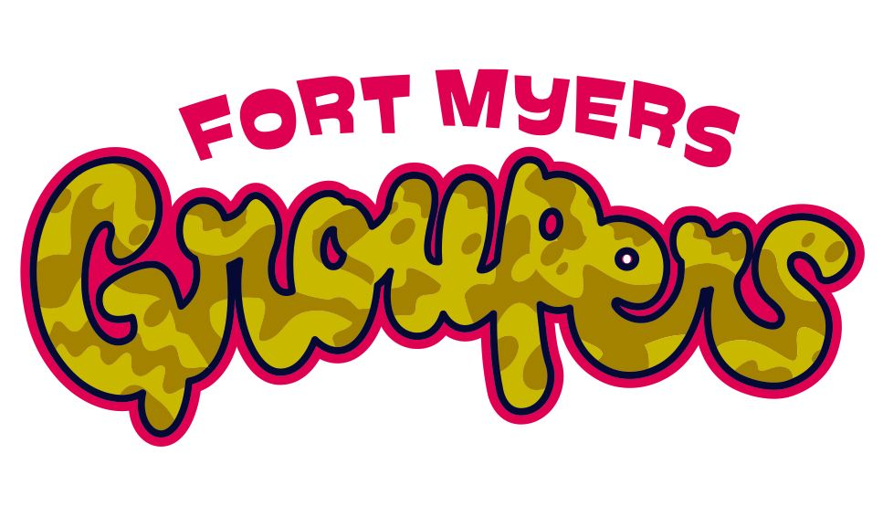 Fort Myers Groupers Logo
