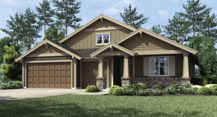 Fifth Plain Creek II will showcase seven single- and two-story floorplans