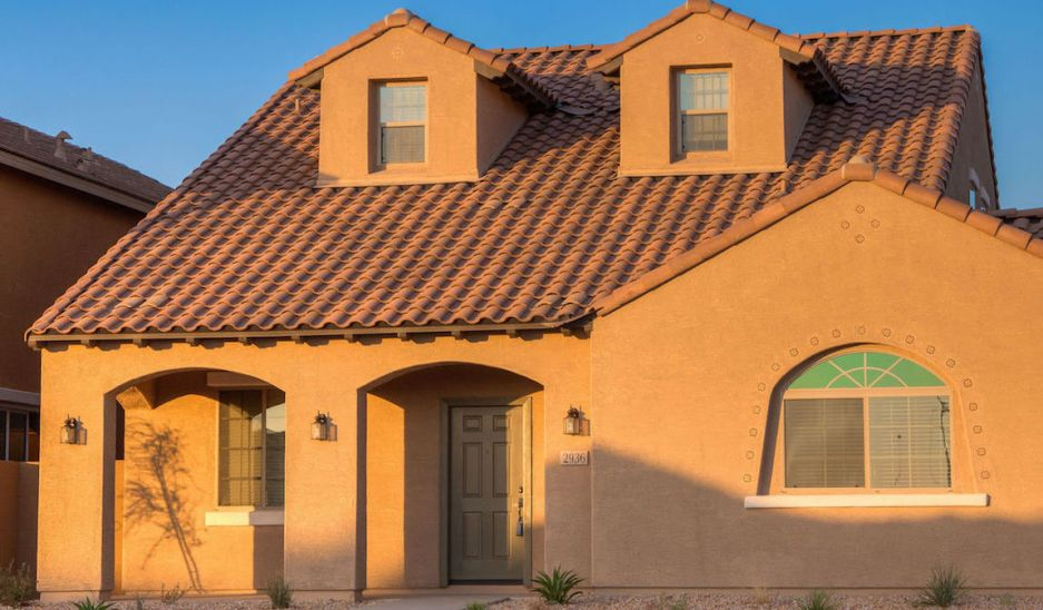 Desert Creek in Mesa boasts five brand-new single- and two-story floorplans