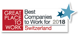 Yerra Lands Spot in the Top 20 on Great Place to Work Switzerland List